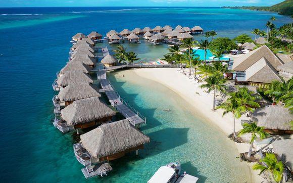 Poussez les portes du Manava Beach Resort & Spa Moora 4*