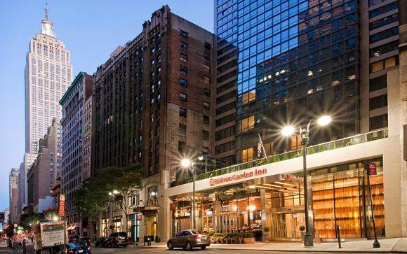 Hilton Garden Inn New York Midtown Park Avenue