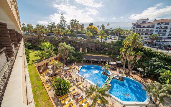 Hotel Smy Puerto De La Cruz 4*