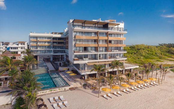 The Fives Oceanfront - Puerto Morelos 5*