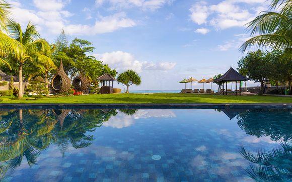 Adiwana d'Nusa Beach Club & Resort 4*
