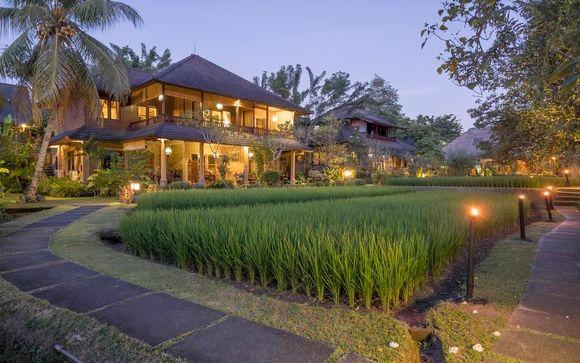 Poussez les portes de l'Ananda Cottages Resort 4*