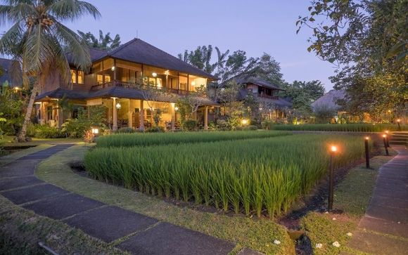 Ananda Ubud Resort 4*