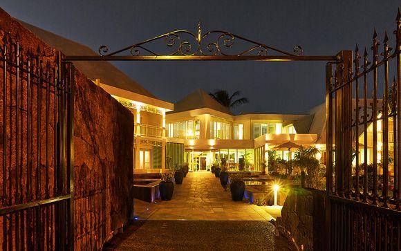 Poussez les portes de la Villa Delisle 4*