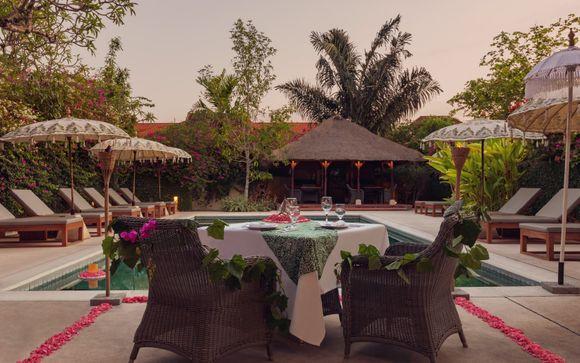 The Pavilions Bali 4*
