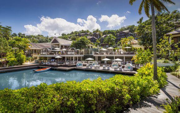 Marigot Bay Resort & Marina 5*