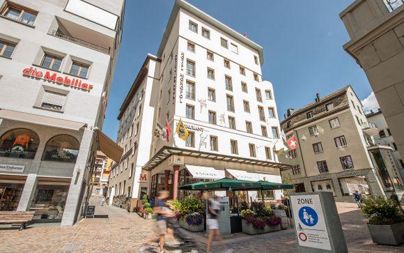 Art Boutique Hotel Monopol 4*