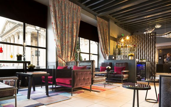 Hotel les Dames du Panthéon 4*