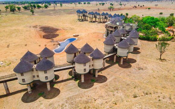Your Safari Tour Hotels