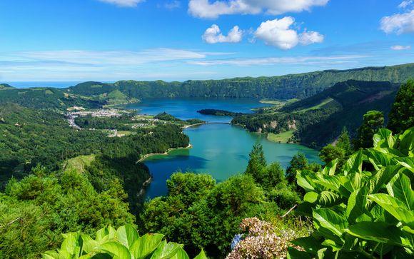 Ribeira Grande,en Azores, te espera
