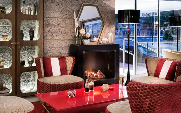 NH Collection Madrid Eurobuilding 4*
