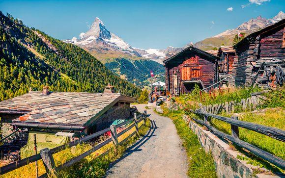 Willkommen in... Zermatt!