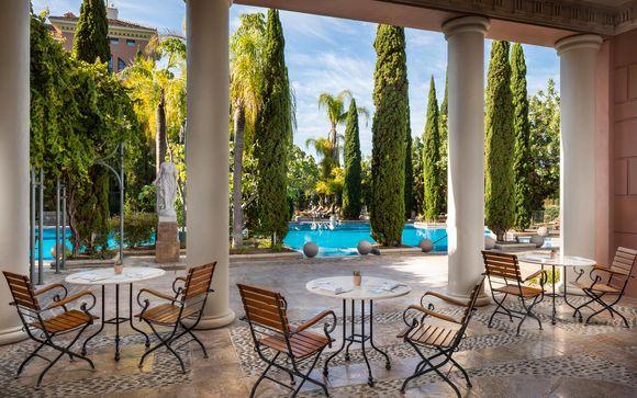 Anantara Villa Padierna Palace Benahavís Marbella Resort 5*
