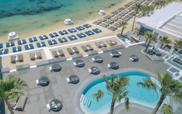 Poussez les portes du Mykonos Blanc Hotel 5* by Preferred Hotels