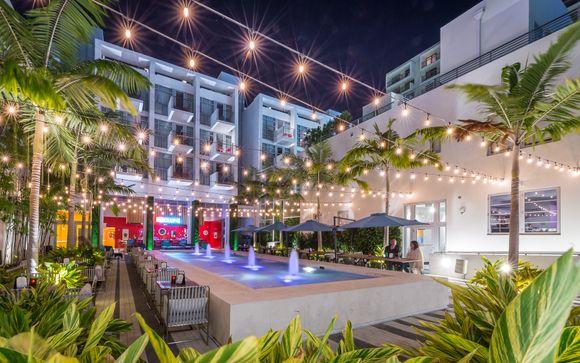 The Fairwind Hotel Miami 4*