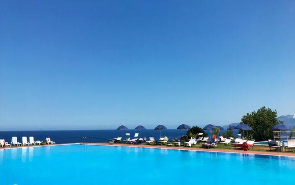 Relax a 4* con mezza pensione sulla costa di Palermo