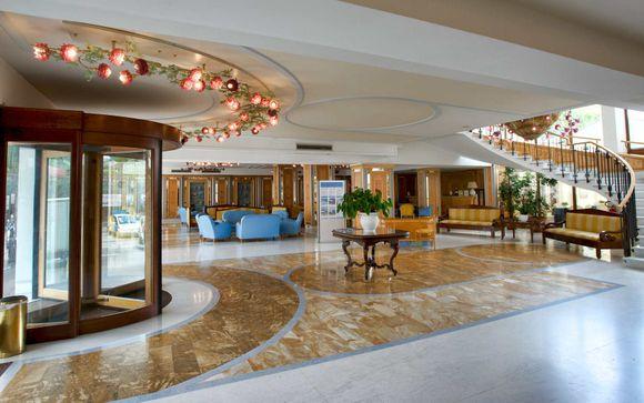 Il Grand Hotel Flora 4*