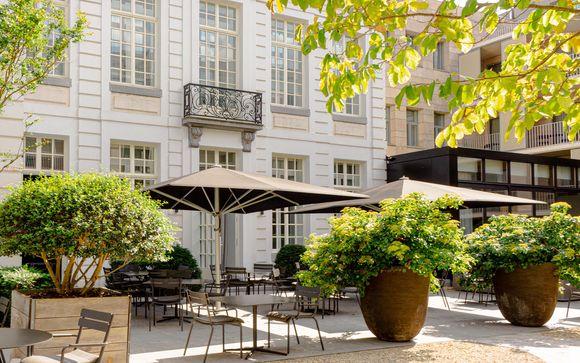 Poussez les portes du Pillows Grand Hôtel Reylof 4*