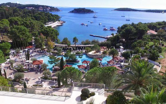 L'Amfora Hvar Grand Beach Resort