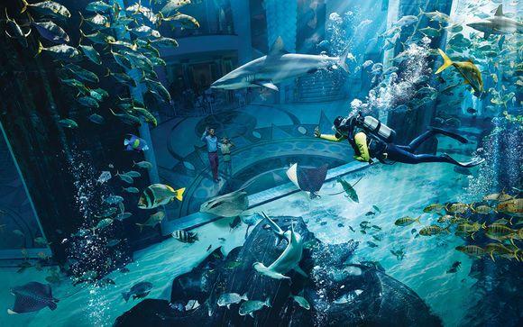 Package Extraordinary Atlantis Experience d'une valeur de 3 500 AED