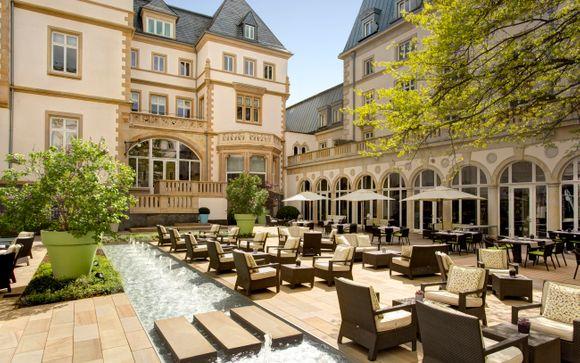 City resort di lusso per una fuga fuori dal tempo