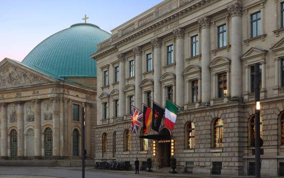 Hotel de Rome 5* - Rocco Forte