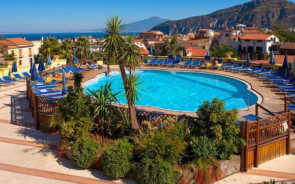 Grand Hotel La Pace Sorrento