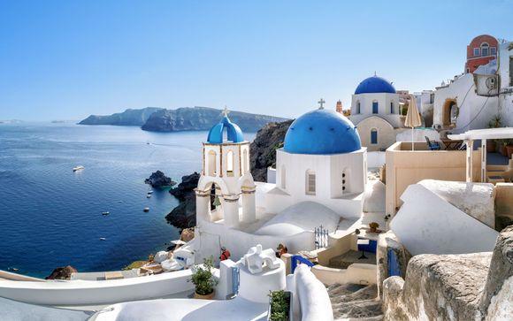 Santorini, en Grecia, te espera