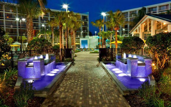 Sheraton Orlando Lake Buena Vista Resort 4*