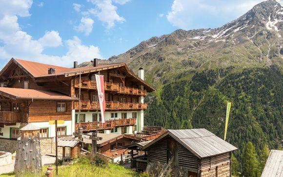 Relax e Natura tra le Alpi