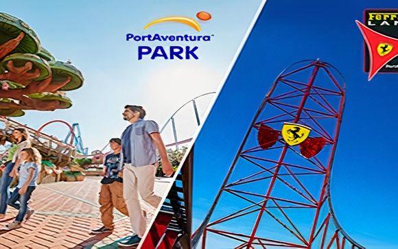 Vos entrée à PortAventura pour plus de divertissement