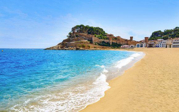 Moderno 4* con spa a pochi minuti dalla spiaggia