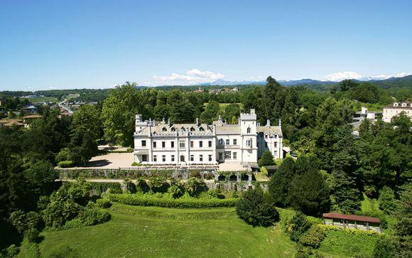 Suite, charme e relax in castello settecentesco vicino al lago