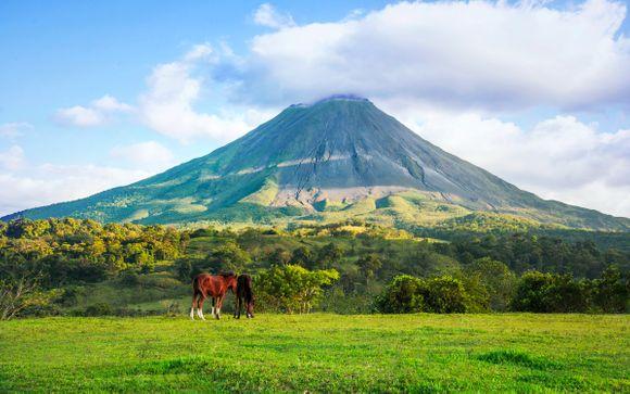 Autotour met inbegrepen huurauto door Costa Rica