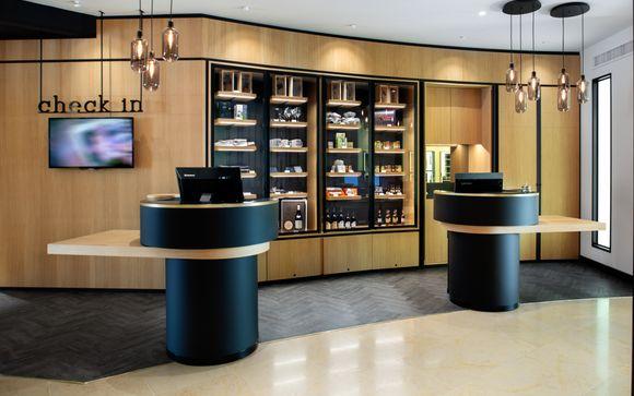 Poussez les portes du Richebourg Hotel Restaurant & Spa 4*