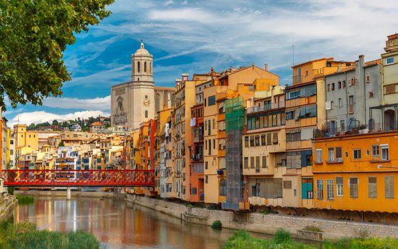 Girona, en Costa Brava, te espera