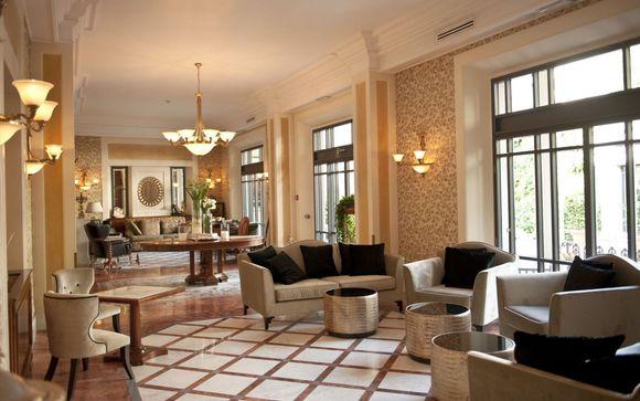 Il Palazzo Montebello 5*