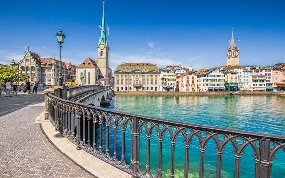 Rendez-vous à... Zürich !