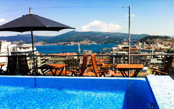 Hotel Axis Vigo 4*