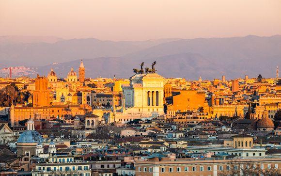 Willkommen in Rom