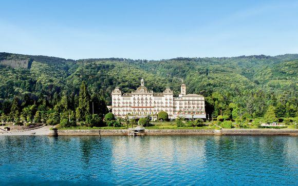 Magnifica residenza dallo stile Liberty sul Lago Maggiore