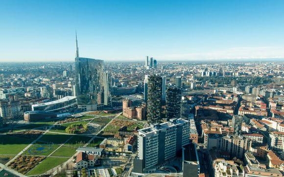 Lusso italiano e design classico in centro
