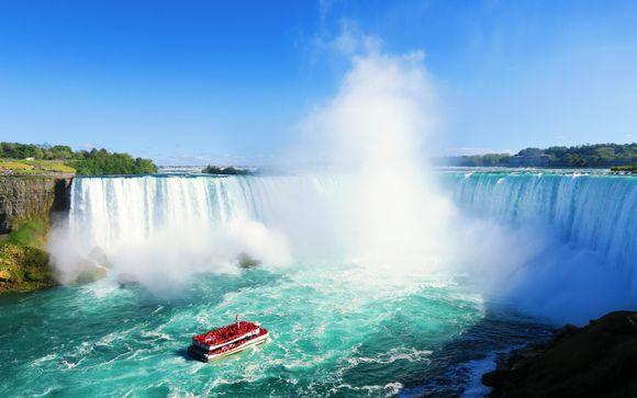 Roadtrip tra cascate del Niagara e magnifiche città