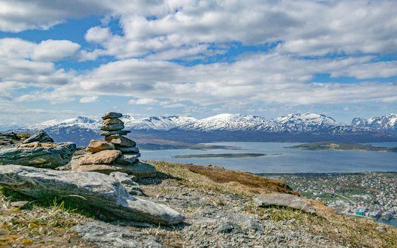 A caccia dell'aurora boreale nell'emisfero nord con possibilità di estensione ad Oslo