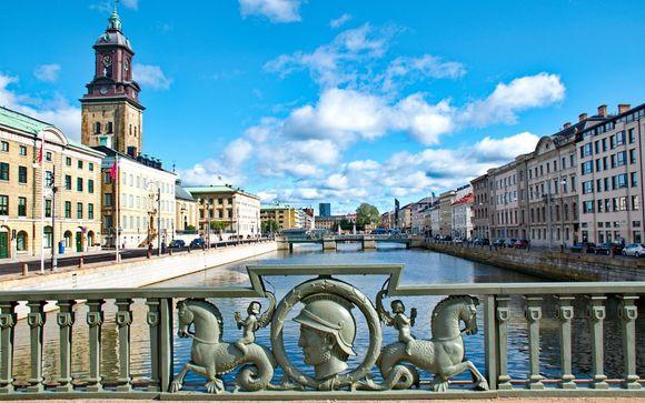 Willkommen in Göteborg