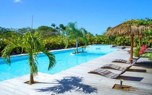 Suite con piscina privata in nuovissima struttura