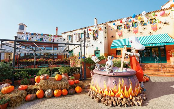 Rendez-vous.... à PortAventura... pour Halloween !