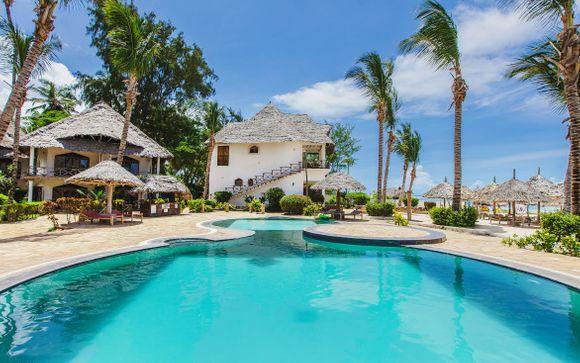 Waridi Beach Resort & Spa 4*