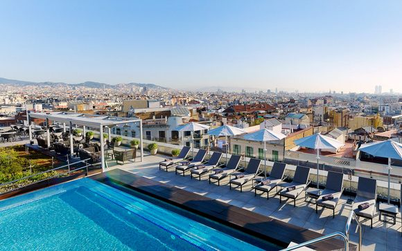 InterContinental Barcelona 4*