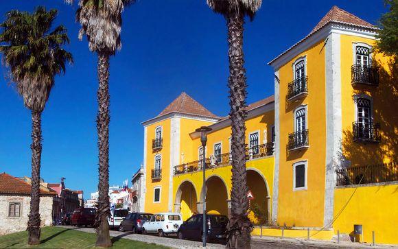Hotel Vila Gale Collection Palacio dos Arcos